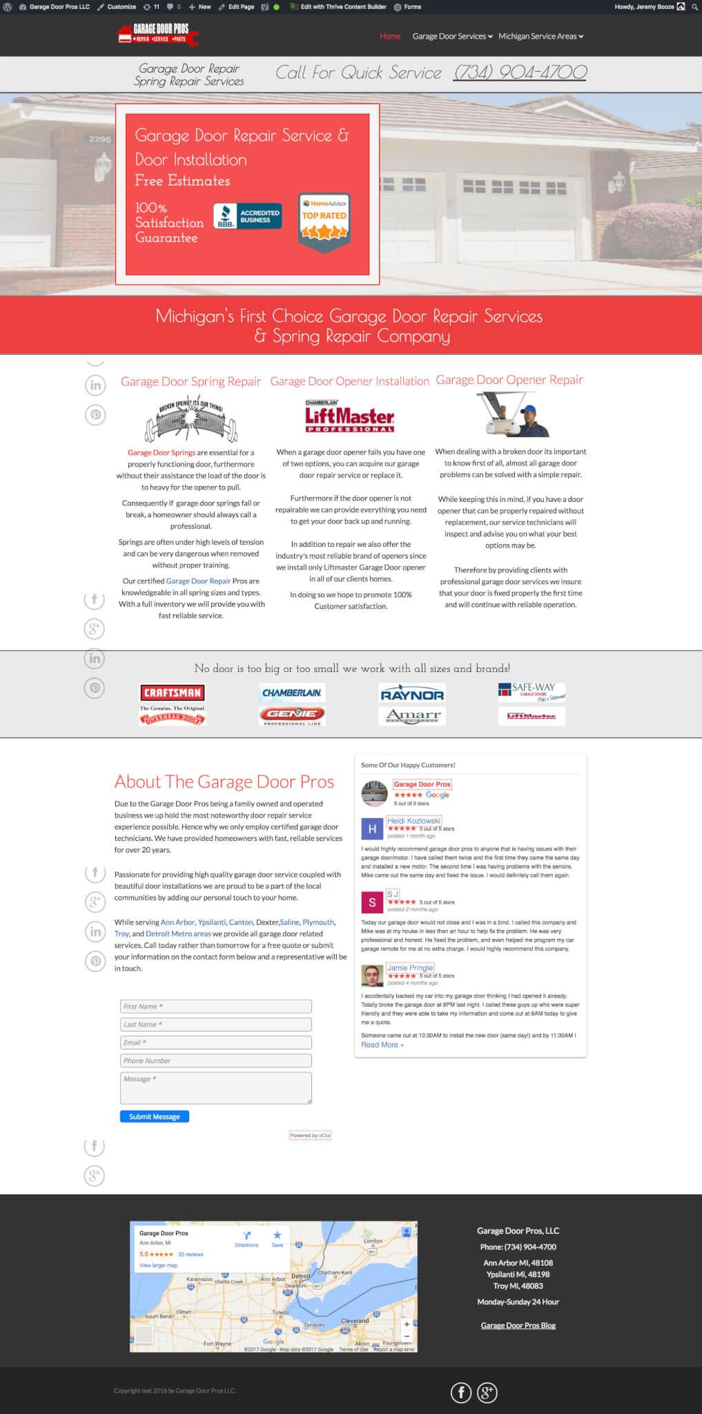 Brighton Mi Website Design Company Web Flux Mi Developers