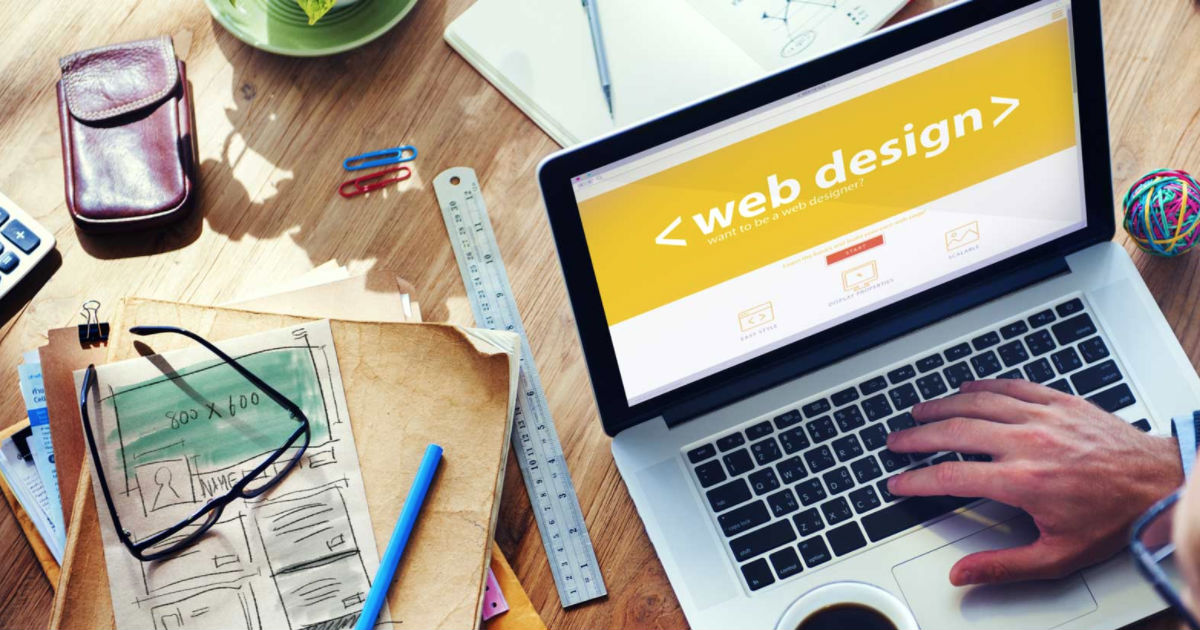 Web Design Methods Strategy